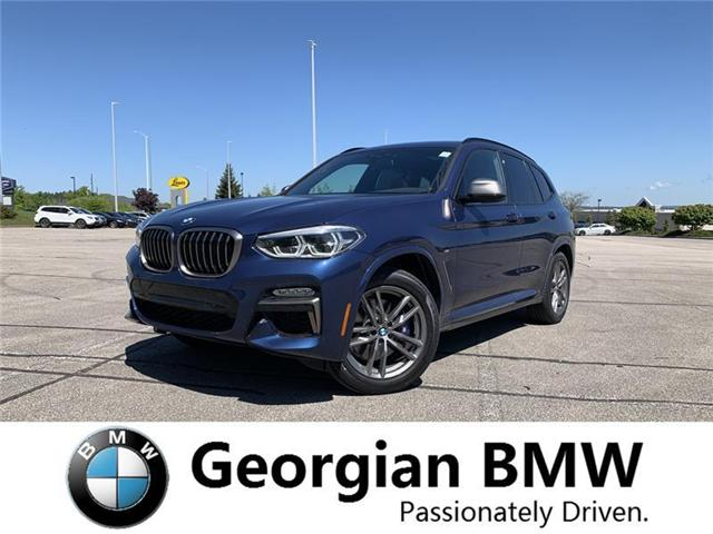 2019 BMW X3 M40i (Stk: B19155) in Barrie - Image 1 of 7