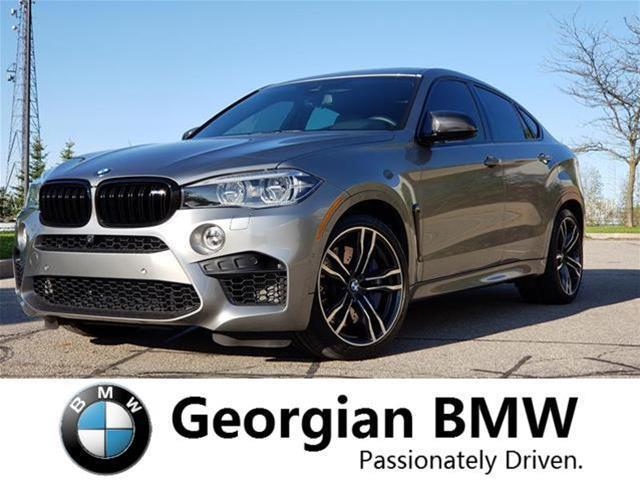 2019 BMW X6 M Base (Stk: B19070) in Barrie - Image 1 of 21