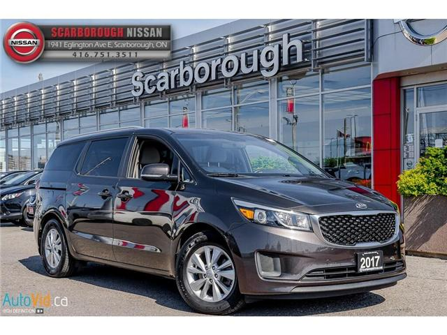 2017 Kia Sedona LX (Stk: X19008A) in Scarborough - Image 1 of 27