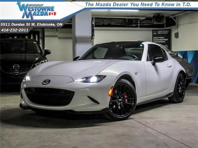 2017 Mazda MX-5 RF GS (Stk: 14408) in Etobicoke - Image 1 of 18