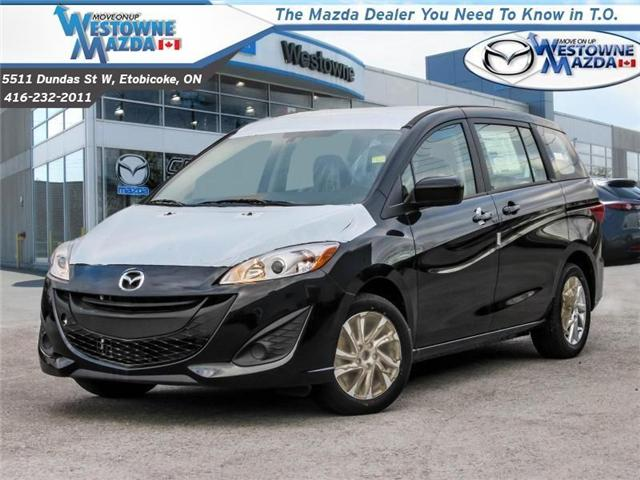 2017 Mazda Mazda5 GS (Stk: 14904) in Etobicoke - Image 1 of 21