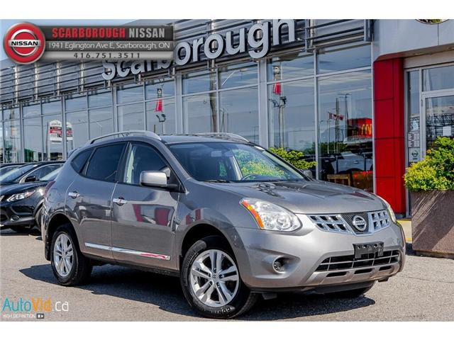 2012 Nissan Rogue  (Stk: Y19189A) in Scarborough - Image 1 of 27