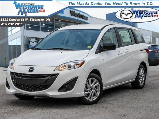 2017 Mazda Mazda5 GS (Stk: 14856) in Etobicoke - Image 1 of 22