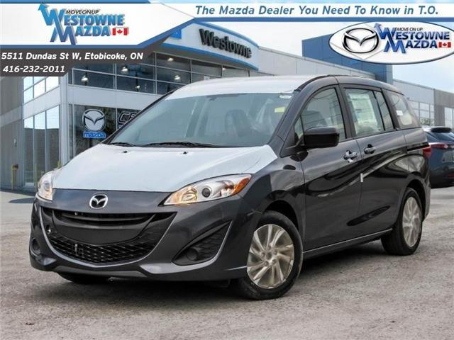 2017 Mazda Mazda5 GS (Stk: 14902) in Etobicoke - Image 1 of 21