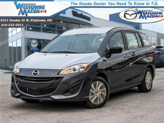 2017 Mazda Mazda5 GS (Stk: 14866) in Etobicoke - Image 1 of 21