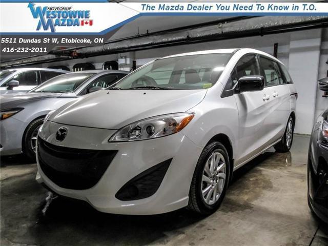 2017 Mazda Mazda5 GS (Stk: 14848) in Etobicoke - Image 1 of 2