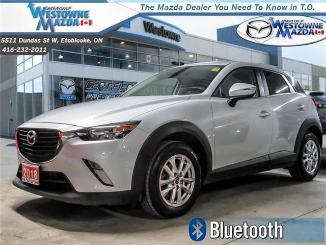 2018 Mazda CX-3 GS (Stk: P3914) in Etobicoke - Image 1 of 17