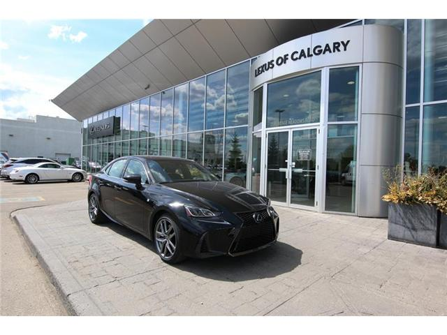 2019 Lexus IS 350 Base (Stk: 190567) in Calgary - Image 1 of 15