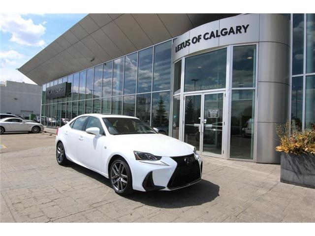 2019 Lexus IS 350 Base (Stk: 190570) in Calgary - Image 1 of 16