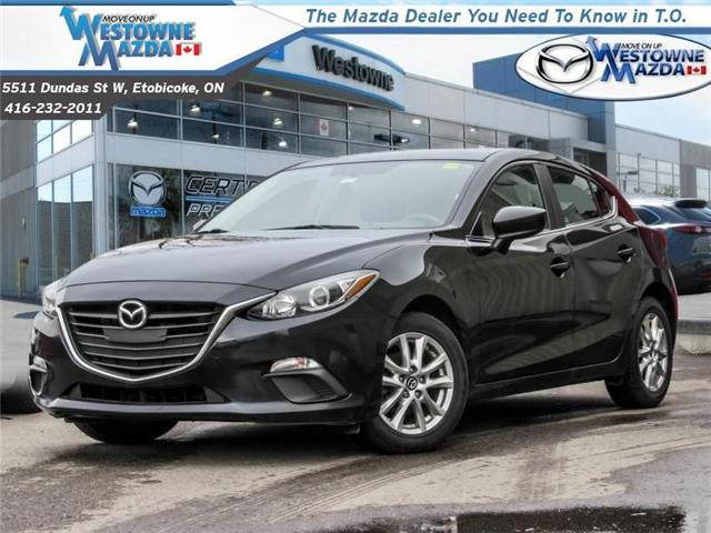 2015 Mazda Mazda3 GS (Stk: P3922) in Etobicoke - Image 1 of 16