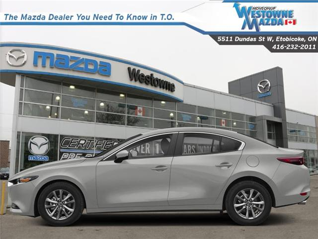 2019 Mazda Mazda3 GS (Stk: 15518) in Etobicoke - Image 1 of 1