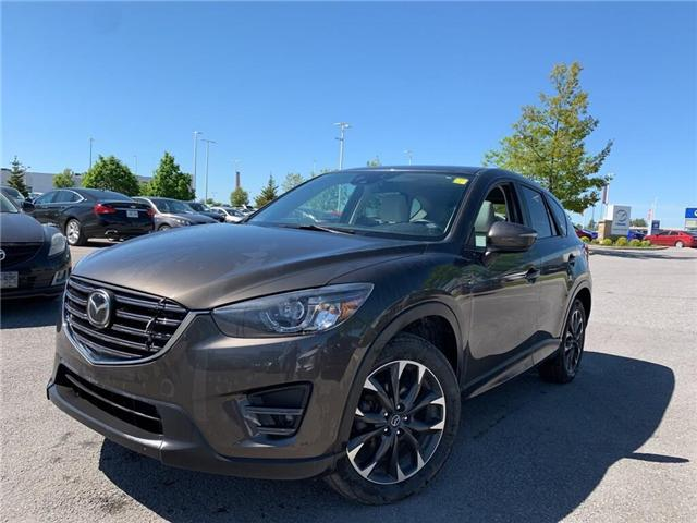 2016 Mazda CX-5 GT (Stk: 10589A) in Ottawa - Image 1 of 23