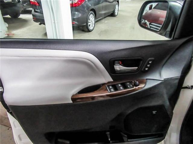 2015 Toyota Sienna 7 Passenger (Stk: P3942) in Etobicoke - Image 8 of 27