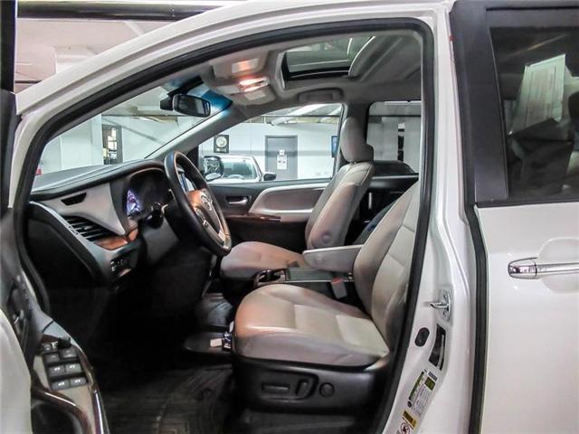 2015 Toyota Sienna 7 Passenger (Stk: P3942) in Etobicoke - Image 10 of 27