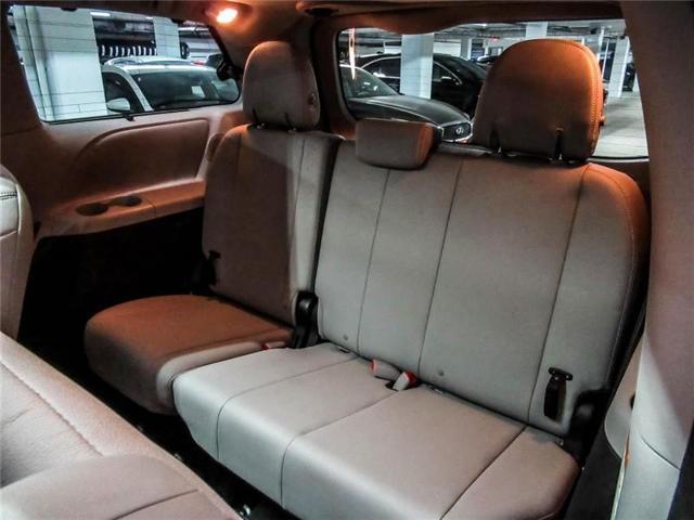 2015 Toyota Sienna 7 Passenger (Stk: P3942) in Etobicoke - Image 11 of 27