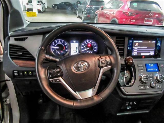 2015 Toyota Sienna 7 Passenger (Stk: P3942) in Etobicoke - Image 12 of 27