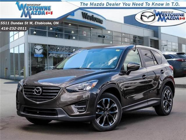 2016 Mazda CX-5 GT (Stk: P3949) in Etobicoke - Image 1 of 22
