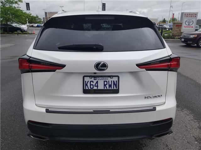 2018 Lexus NX 300  (Stk: 069E1286) in Ottawa - Image 4 of 23