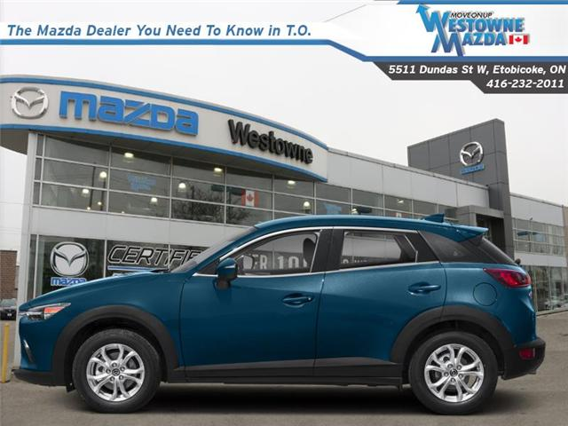 2019 Mazda CX-3 GS (Stk: 15638) in Etobicoke - Image 1 of 1