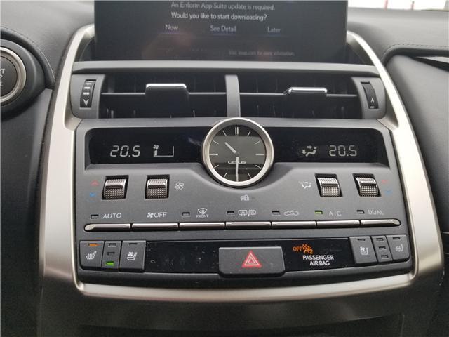2018 Lexus NX 300  (Stk: 069E1286) in Ottawa - Image 17 of 23