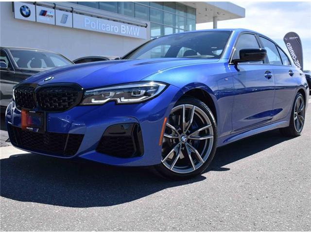 2020 BMW M340 i xDrive (Stk: 0380900) in Brampton - Image 1 of 12