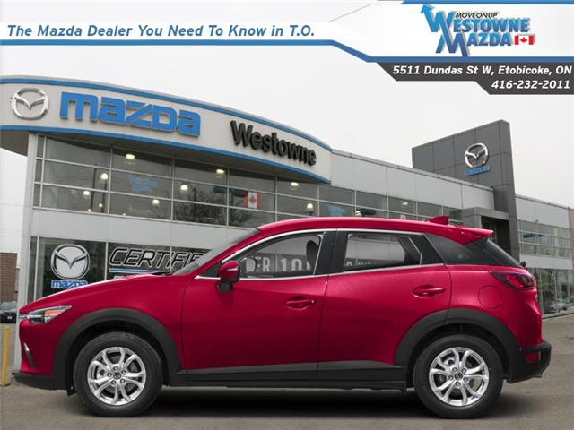 2019 Mazda CX-3 GS (Stk: 15666) in Etobicoke - Image 1 of 1
