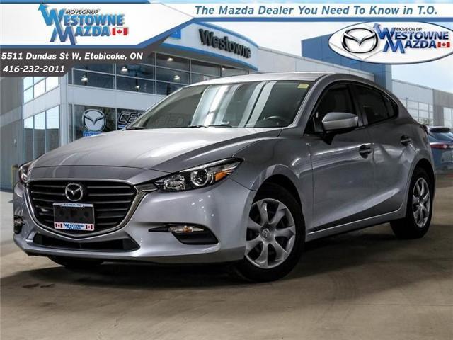 2018 Mazda Mazda3 Sport GX (Stk: P3961) in Etobicoke - Image 1 of 20