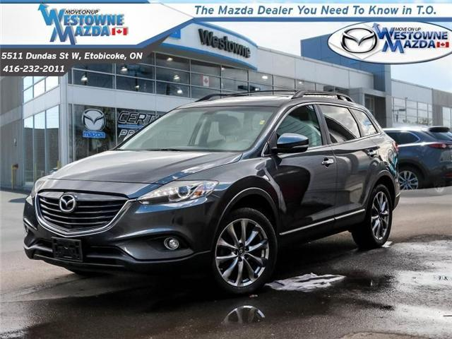 2015 Mazda CX-9 GT (Stk: P3967) in Etobicoke - Image 1 of 18