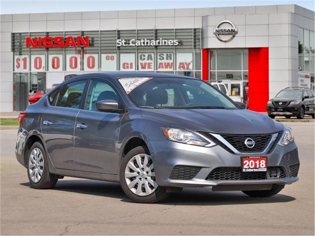 2018 Nissan Sentra  (Stk: P2329) in St. Catharines - Image 1 of 20