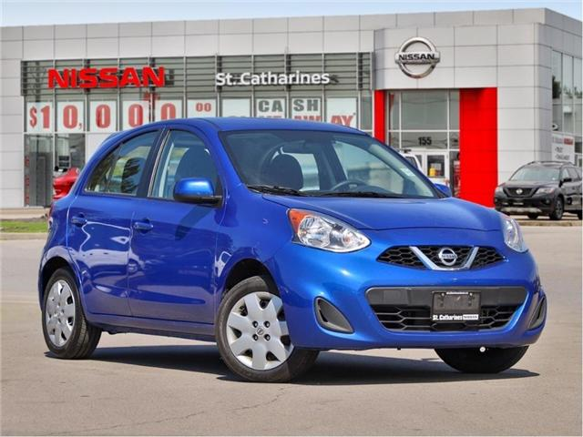 2018 Nissan Micra SV (Stk: P2358) in St. Catharines - Image 1 of 21