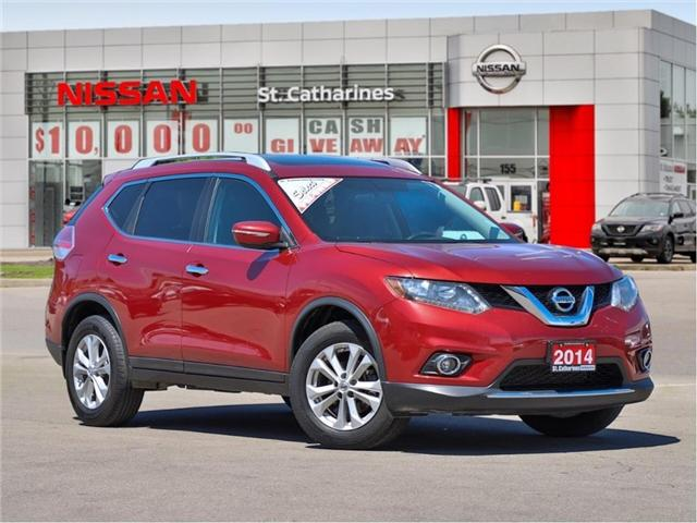 2014 Nissan Rogue SV (Stk: P2351) in St. Catharines - Image 1 of 21
