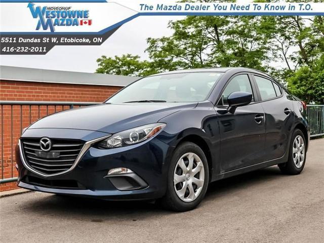 2016 Mazda Mazda3 GX (Stk: P3975) in Etobicoke - Image 1 of 1