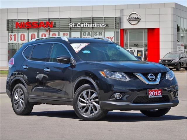 2015 Nissan Rogue SL (Stk: P2355) in St. Catharines - Image 1 of 23