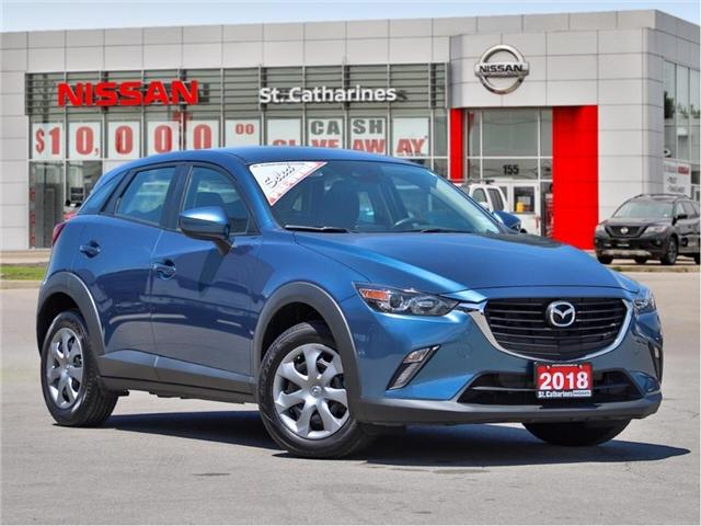 2018 Mazda CX-3 GX (Stk: FR19010A) in St. Catharines - Image 1 of 21