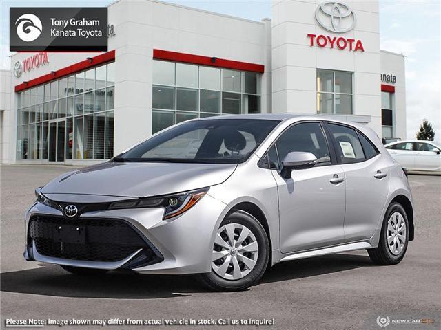 2019 Toyota Corolla Hatchback SE Upgrade Package (Stk: 89581) in Ottawa - Image 1 of 24