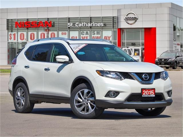 2015 Nissan Rogue SL (Stk: RG19052A) in St. Catharines - Image 1 of 24