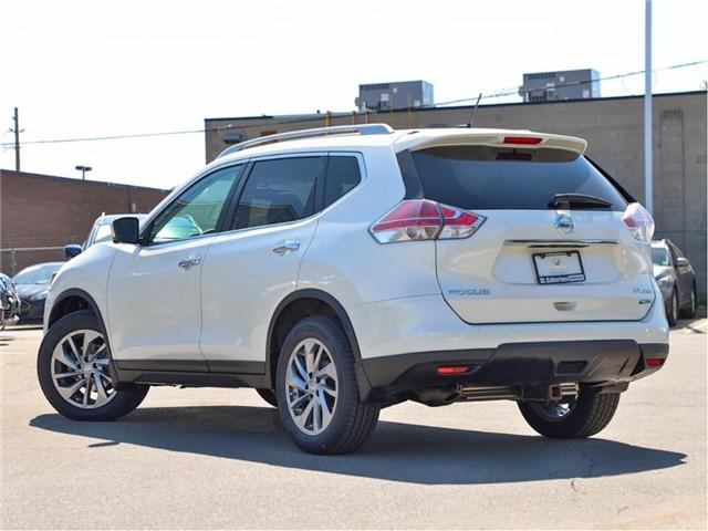 2015 Nissan Rogue SL (Stk: RG19052A) in St. Catharines - Image 2 of 24