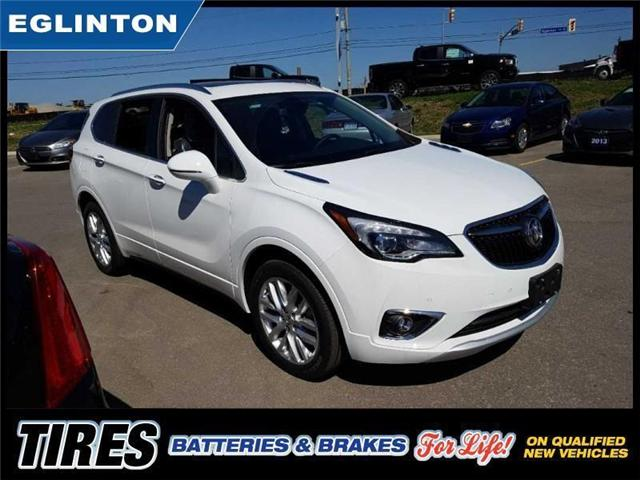 2019 Buick Envision Premium I (Stk: KD005110) in Mississauga - Image 3 of 19
