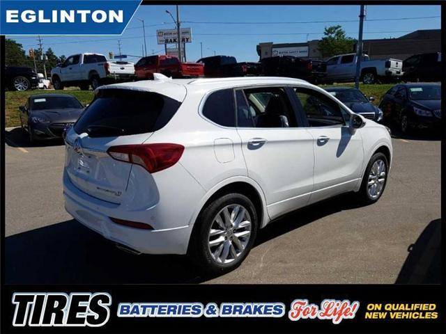 2019 Buick Envision Premium I (Stk: KD005110) in Mississauga - Image 4 of 19