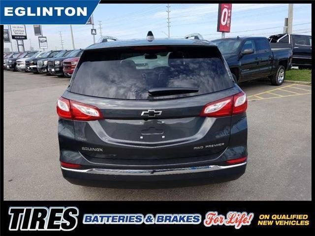 2019 Chevrolet Equinox Premier (Stk: K6122513) in Mississauga - Image 5 of 20