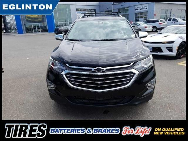 2019 Chevrolet Equinox Premier (Stk: K6124360) in Mississauga - Image 2 of 19