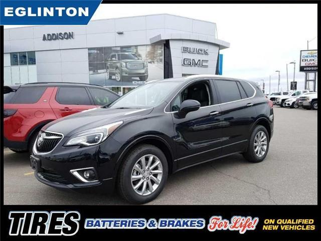2019 Buick Envision Essence (Stk: KD013091) in Mississauga - Image 1 of 19