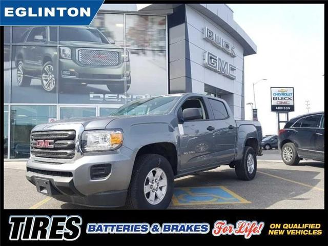 2019 GMC Canyon Base (Stk: K1109448) in Mississauga - Image 1 of 17