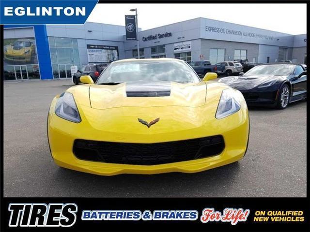 2019 Chevrolet Corvette Grand Sport (Stk: K5108434) in Mississauga - Image 2 of 20
