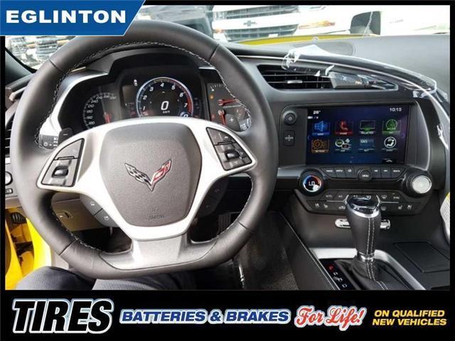 2019 Chevrolet Corvette Grand Sport (Stk: K5108434) in Mississauga - Image 7 of 20