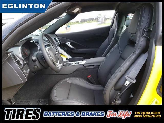 2019 Chevrolet Corvette Grand Sport (Stk: K5108434) in Mississauga - Image 8 of 20