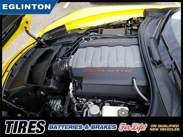 2019 Chevrolet Corvette Grand Sport (Stk: K5108434) in Mississauga - Image 12 of 20