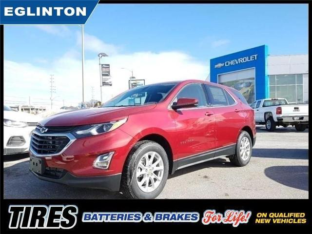 2019 Chevrolet Equinox LT (Stk: K6132341) in Mississauga - Image 1 of 18