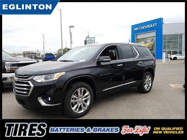 2019 Chevrolet Traverse High Country (Stk: KJ152334) in Mississauga - Image 1 of 21