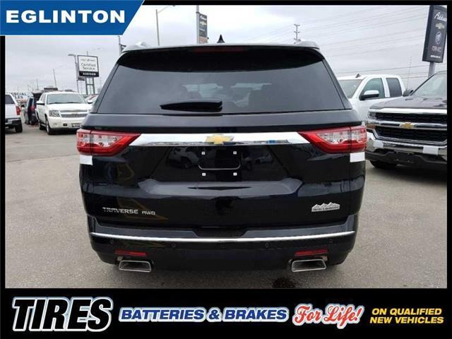 2019 Chevrolet Traverse High Country (Stk: KJ152334) in Mississauga - Image 5 of 21